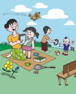 Vacances au camping : ces jeux qu'il faut absolument faire en famille