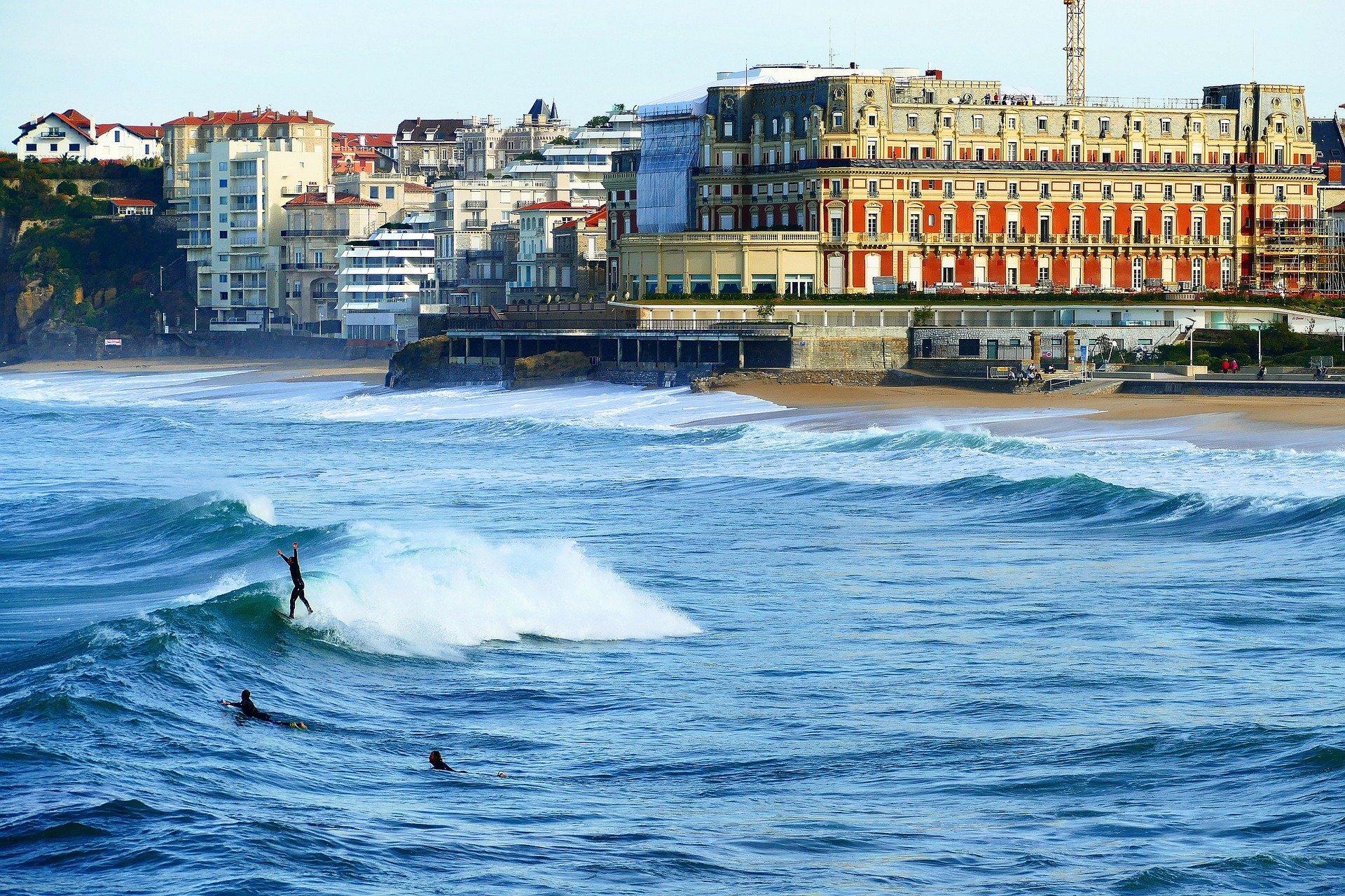Mer Biarritz